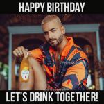 Maluma birthday meme