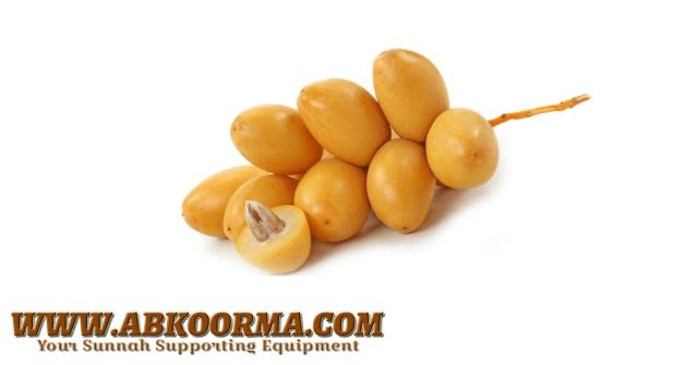 kurma muda - 5 jenis kurma favorit indonesia 2018