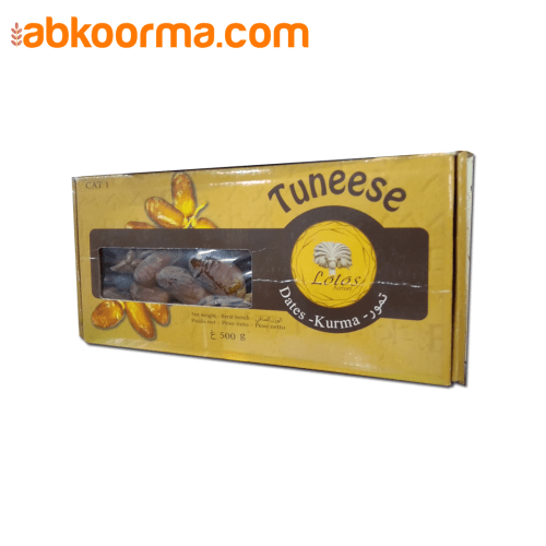 Kurma Tuneese Palm Fruit 500 gr