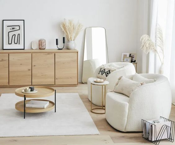tendance deco 2021 canape fauteuil