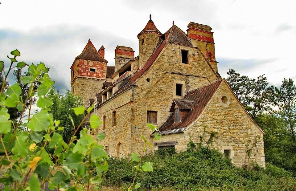 classic building castle