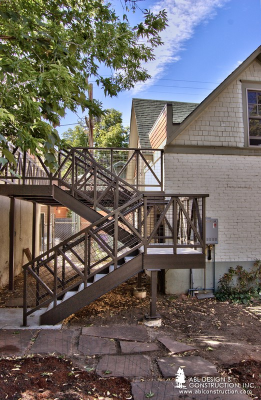 Denver Carriage House Remodel
