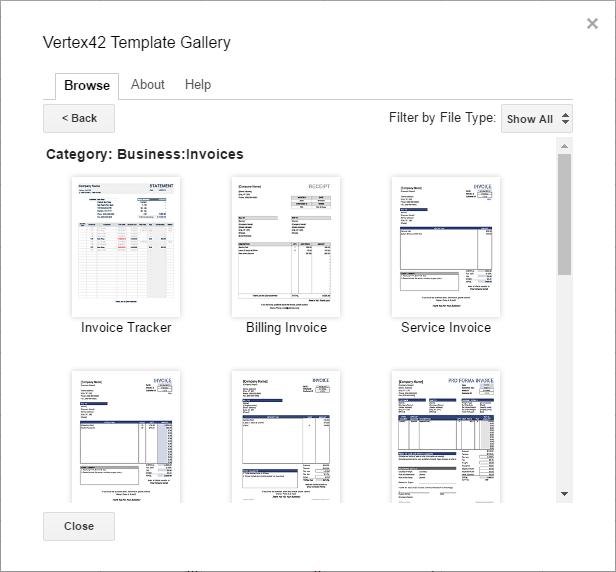 basic invoice template google docs – neverage, Invoice examples