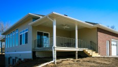 Able Home Builders 2009 construction