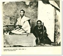 самурай. и копьеносец. 1
