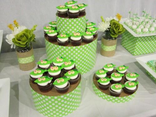 DIY Tutorials Hat Box Cupcake Tower A Blissful Nest