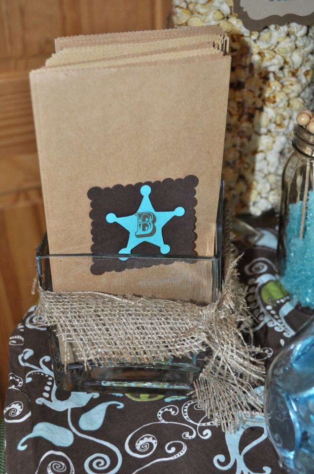 BN Black Book Of Parties Lil Cowboy Themed Baby Shower