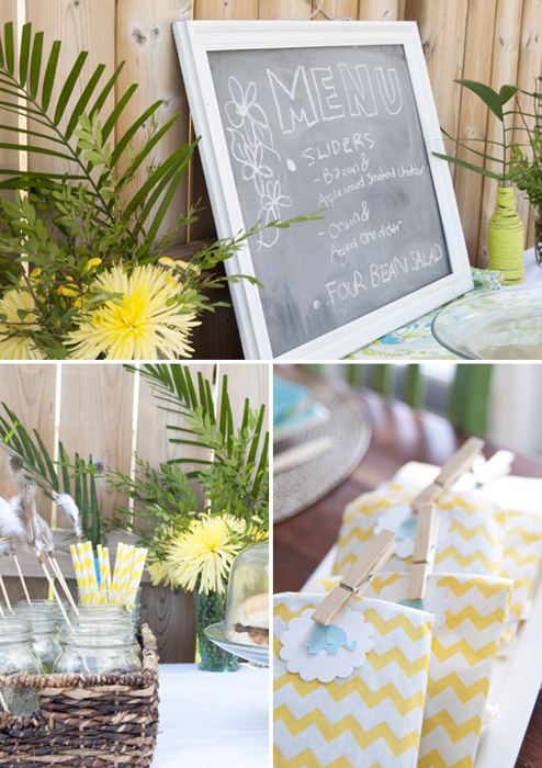 BN Black Book Of Parties Boho Chic 1st Birthday Party