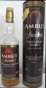 Amrut 'Fusion' Flasche