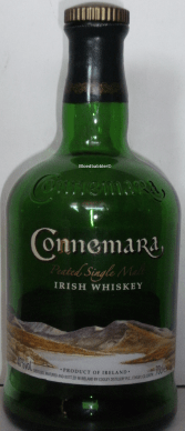 Connemara peated Whiskey Flasche