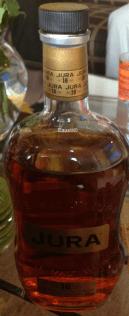 Isle of Jura 16 Whisky Flasche