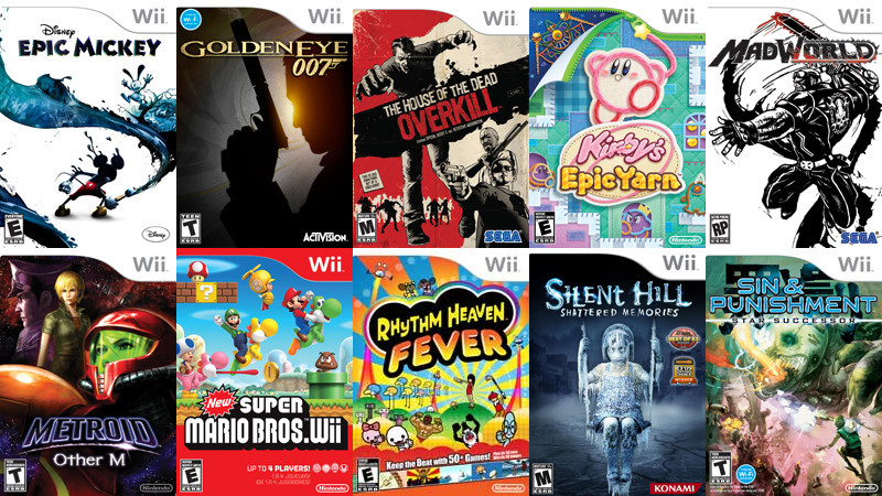 Nintendo Power  Wii Essentials  a list of the best Wii games   NeoGAF Nintendo Power  Wii Essentials  a list of the best Wii games