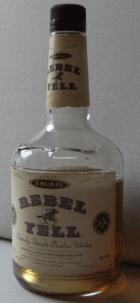 Rebel Yell Flasche