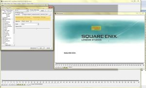 VirtualDub: ffdshow logo filter