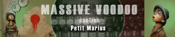 Massive Voodoo, Petit Marius to Help Japan.