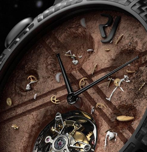 Romain Jerome Moon-Dust DNA The Truth About Roswell Watch, Is A Mystery To Me Watch Releases