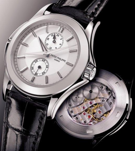 Patek philippe platinum watch