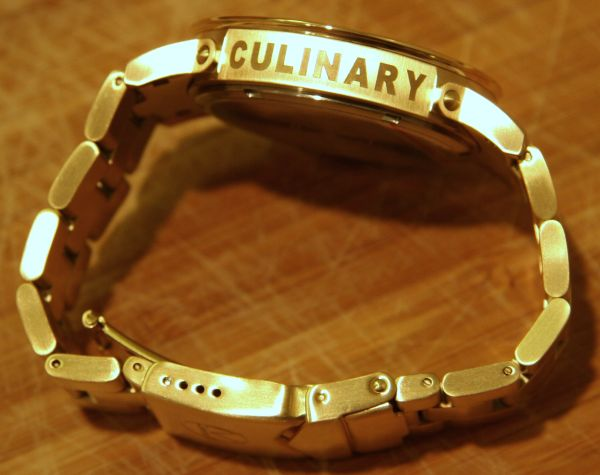 Morpheus Culinary Watch Review Wrist Time Reviews