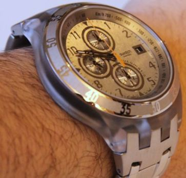 Swatch Automatic Chrono Watch Review Wrist Time Reviews