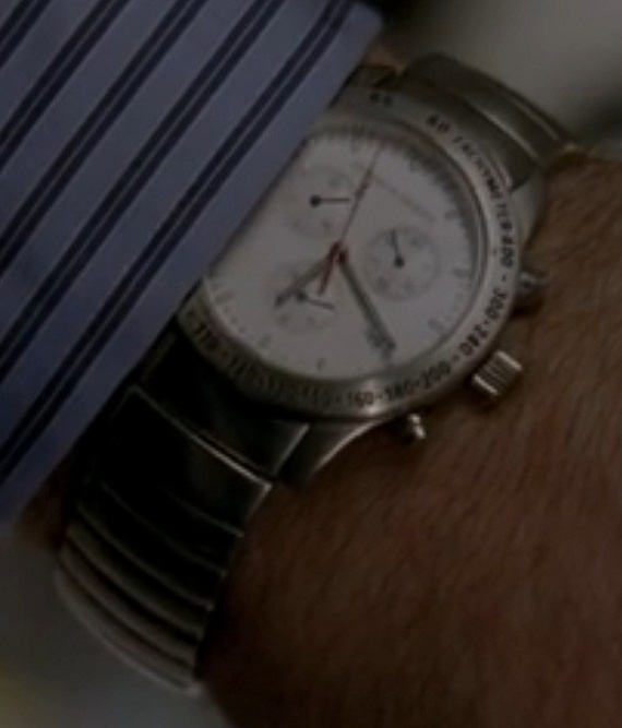 Jack Shephard's Porsche Design Watch On Lost Watch Releases