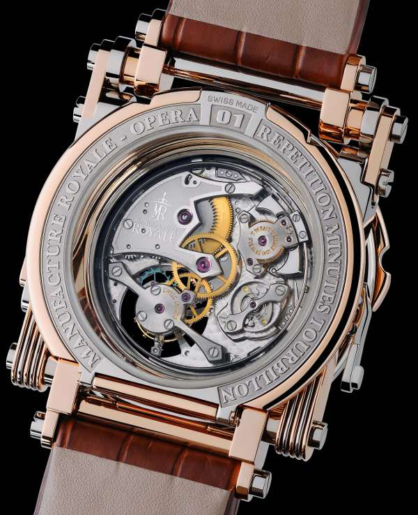 Manufacture Royale Opera Time-Piece Watch Watch Releases