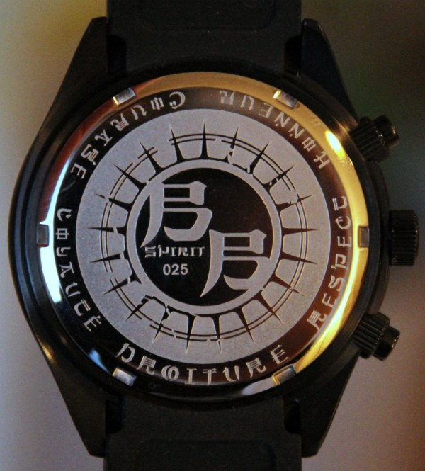 Black Belt Spirit Watch Review Wrist Time Reviews