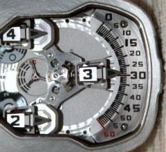 Urwerk UR-110 Torpedo Watch Hands-On Hands-On