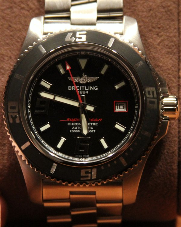 Breitling Superocean 44 Watches For 2011 Ablogtowatch
