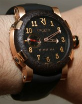 Romain Jerome Titanic DNA T-OXY III Watch Review Wrist Time Reviews