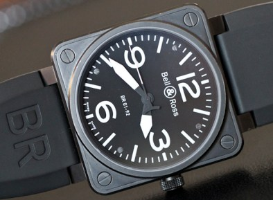 Bell & Ross BR 01-92 Carbon Watch Review Wrist Time Reviews
