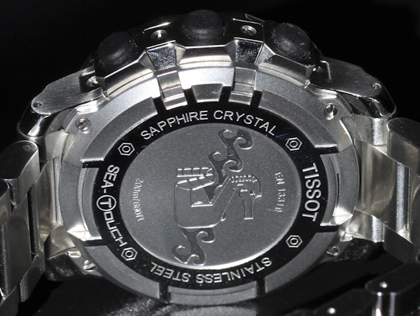 tissot sea touch watch review ablogtowatch rh ablogtowatch com T-Touch Expert Titanium Watches T- Touch