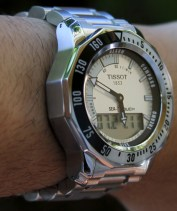 Tissot Sea-Touch Watch Review Wrist Time Reviews