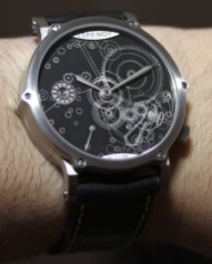 Itay Noy X-Ray Watch Review Wrist Time Reviews