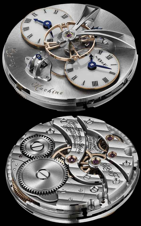 MB&F Legacy Machine No. 1 Watch Watch Releases