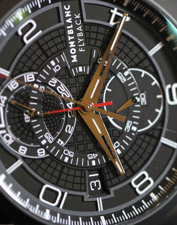 Montblanc TimeWalker TwinFly Chronograph Watch Review Wrist Time Reviews