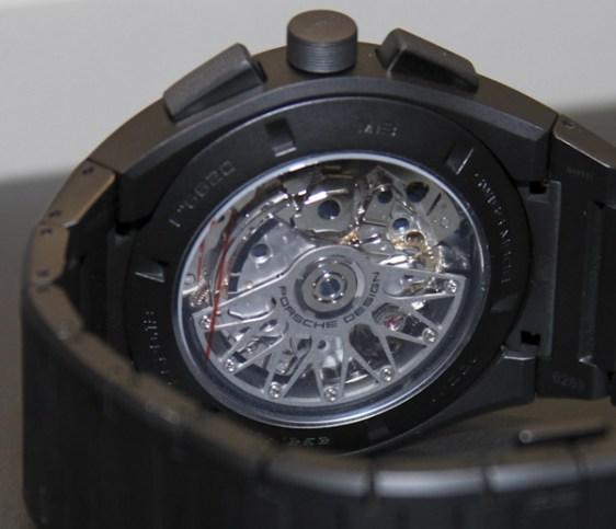 Porsche Design P'6620 Dashboard Chronograph Watch Hands-On Hands-On