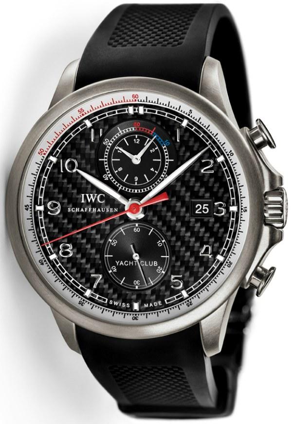 IWC Portuguese Yacht Club Chronograph Edition Watch For Volvo Ocean Race ABlogtoWatch
