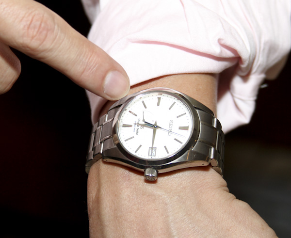 Fine Time With Seiko Watches In Arizona Shows & Events