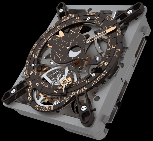 Hublot Antikythera Calibre 2033-CH01 Watch Is A Re-Imagined Greek Masterpiece Watch Releases