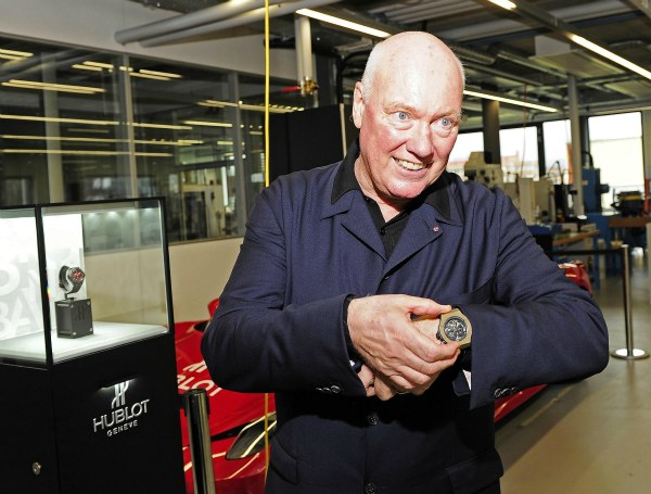 """Hublot To Offer Scratch Resistant """"Magic Gold"""" Watches Watch Releases"""