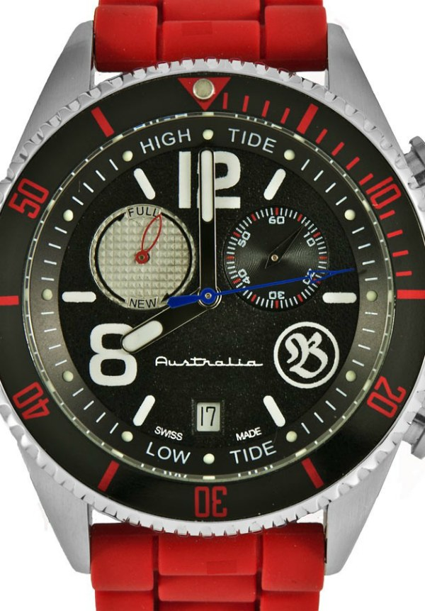 Watches With A Tide Chart Articles Ablogtowatch