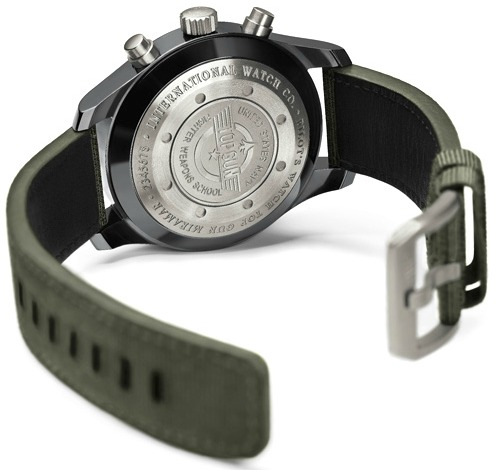 IWC Pilot Chronograph Top Gun Miramar Watch Watch Releases