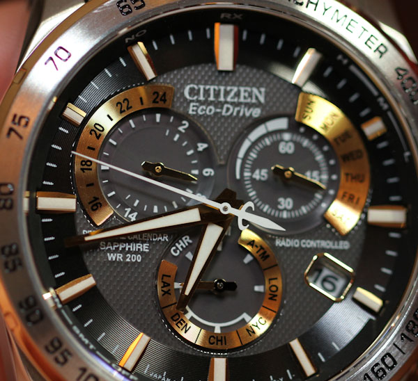 Citizen Perpetual Chrono At Watch Review Ablogtowatch