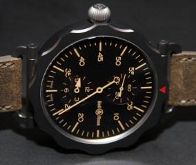 Bell & Ross WW2 Regulateur Heritage Watch Hands-On Hands-On