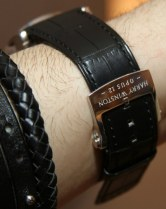 Harry Winston Opus 12 Watch Hands-On Hands-On