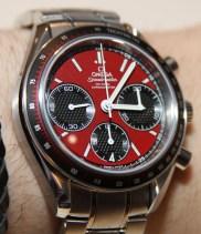 Omega Speedmaster Racing Watches Hands-On Hands-On