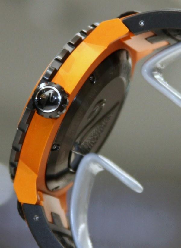 3809f6f2d14157 Swarovski Octea Abyssal Automatic Watch Watch Releases