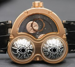 MB&F HM3 MoonMachine Watch Hands-On Hands-On