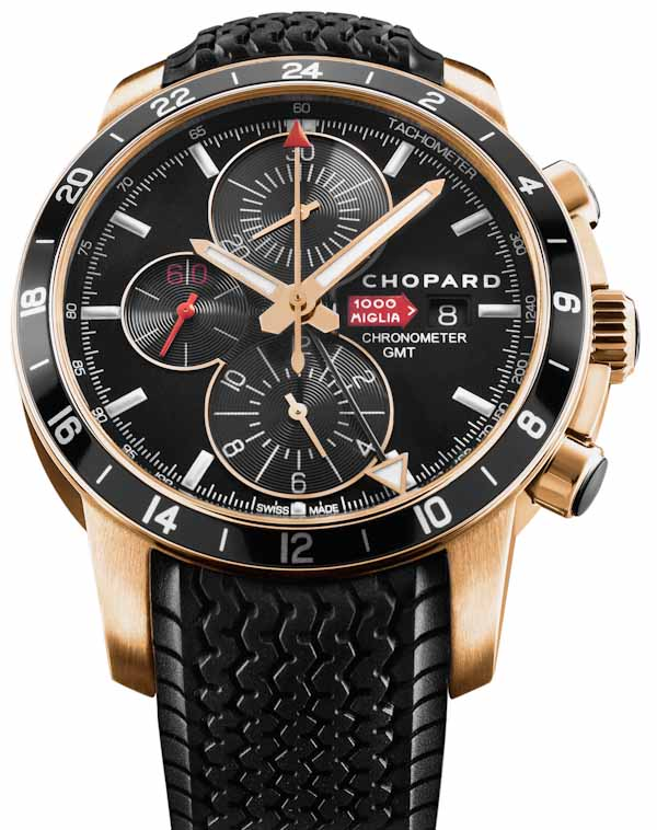 Chopard Mille Miglia GMT Chrono Watch ABlogtoWatch