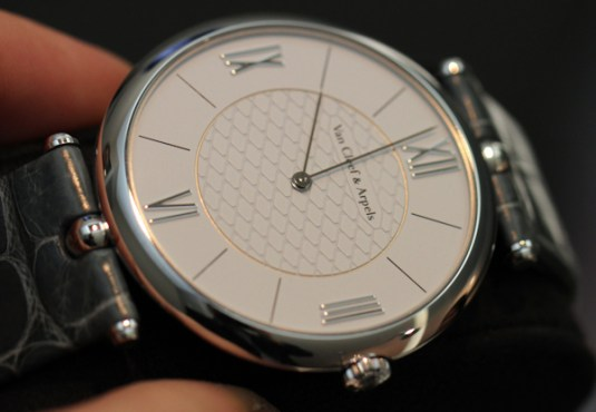 Van Cleef & Arpels Pierre Arpels Watch Hands-On Hands-On